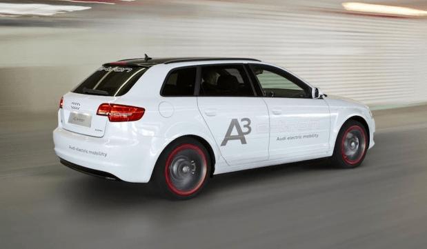Audi A3 e-tron: Arranca el programa piloto en EE.UU.