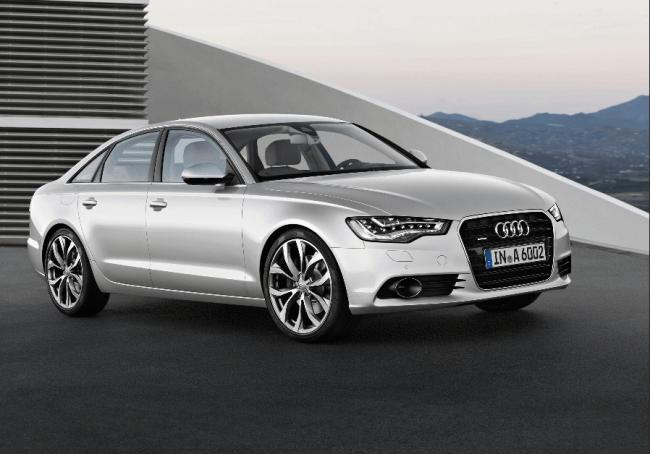 Nueva Versión de la gama Audi A6