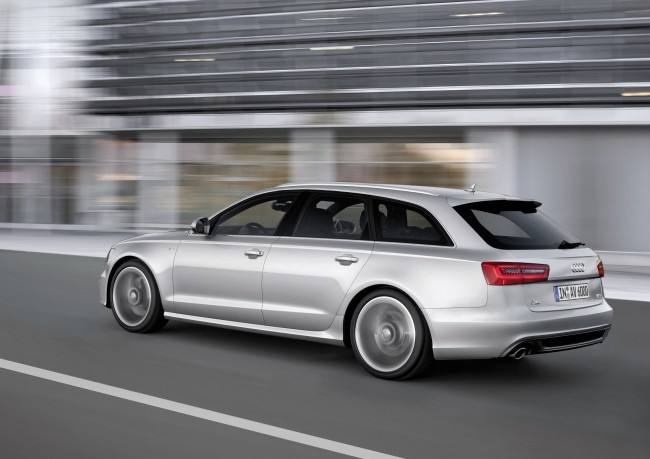 Precios y otras especificaciones del nuevo A6 Avant