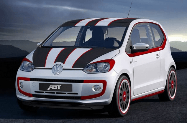 ¿ABT le mete mano al Volkswagen Up!?