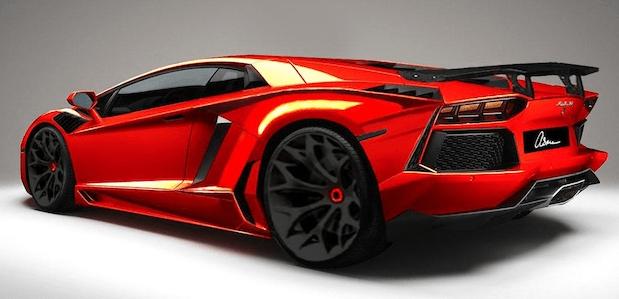 ASMA Design se plantea estilizar la imagen del Lamborghini Aventador