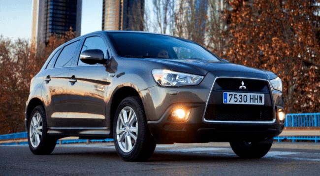 Mejoras en la gama ASX de Mitsubishi