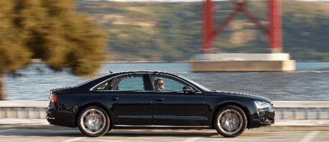 Audi A8 3.0 TDI tiptronic: Un acceso a la gama con pocos humos