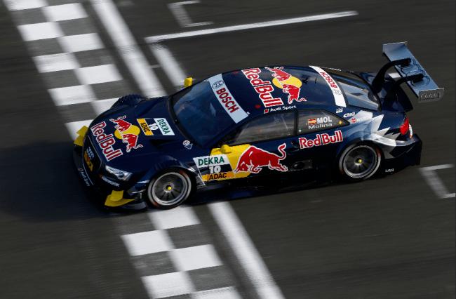 Cita en Valencia para Miguel Molina y Audi