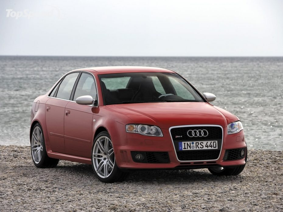 Audi confirma el RS4 para Ginebra
