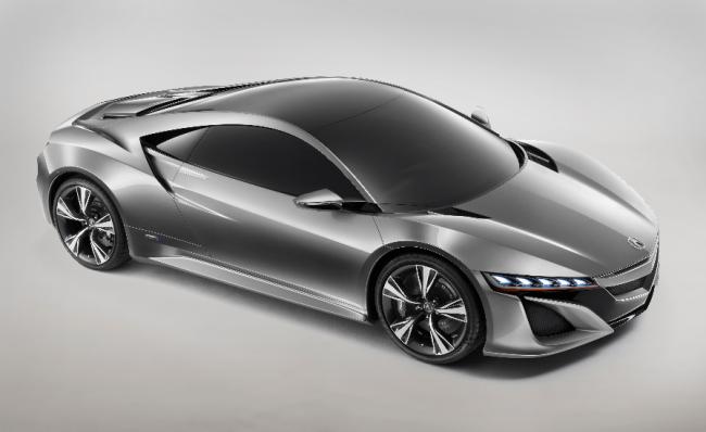 ¿El retorno del Honda NSX?