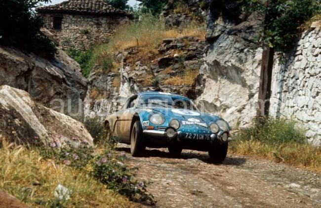La apasionante historia de Alpine (Parte II)