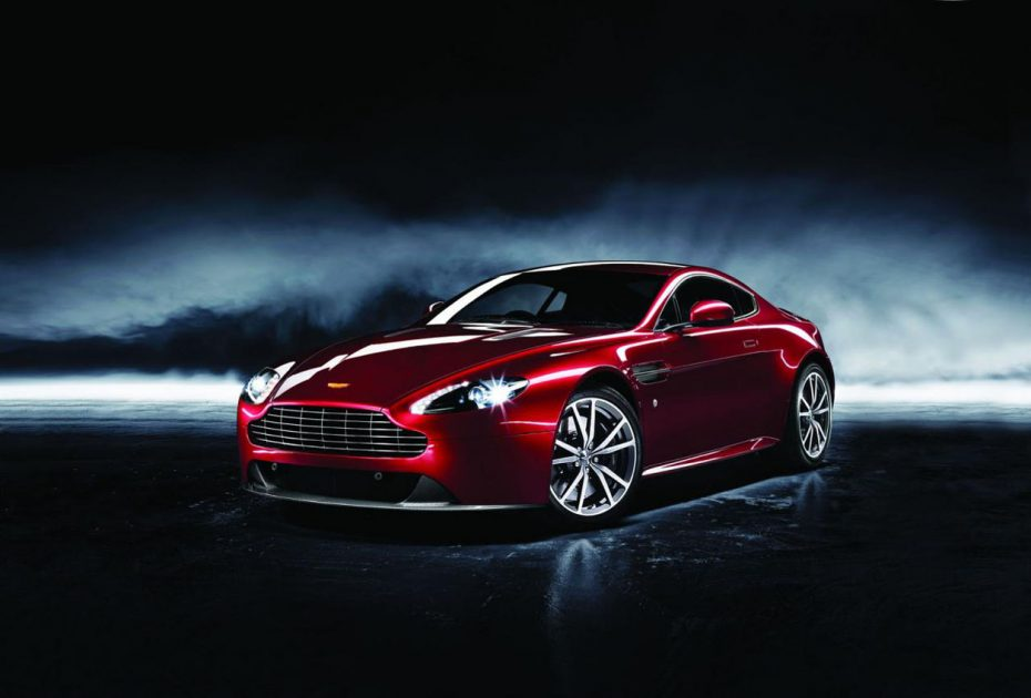 Aston Martin presenta la nueva edición Dragon 88, por y para China