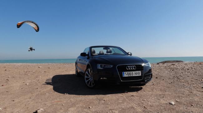 Audi A5 Cabrio: Un 3.0 TDI con la melena al viento (Parte I)