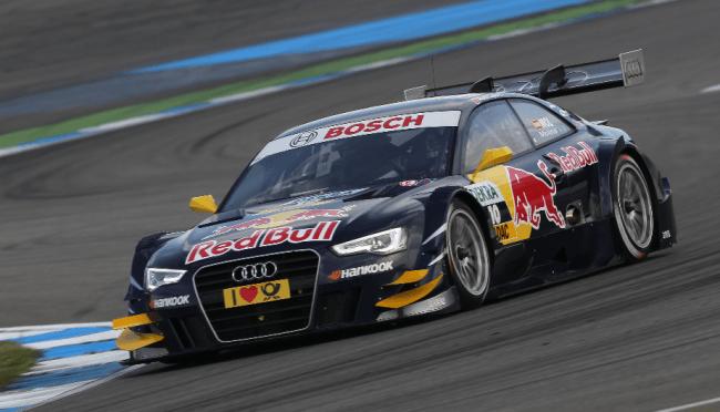 Primeros puntos para Audi en la DTM