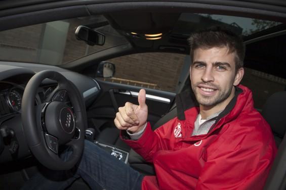 Gerard Piqué tendrá que pagar una multa de 48.000 euros por conducir sin puntos
