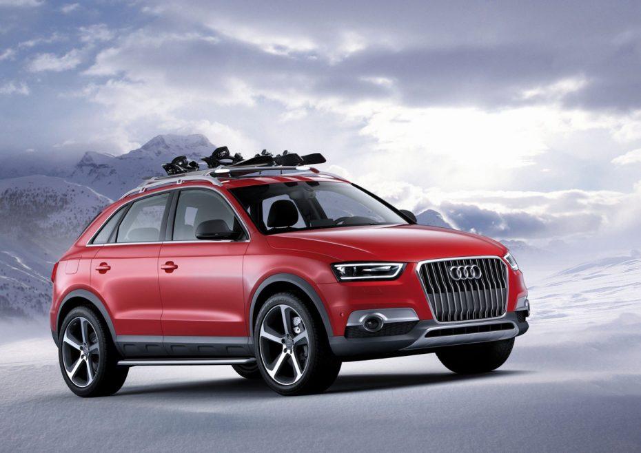 Detroit: Audi Q3 Vail Concept