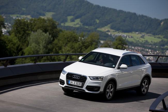 Audi completa la gama de motorizaciones en el Q3