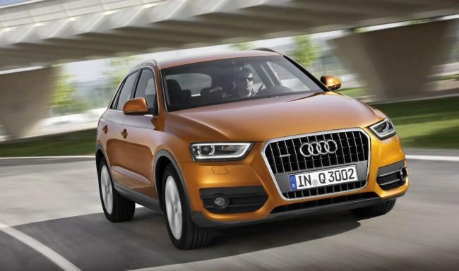Audi incorpora el 2.0 TFSI quattro S tronic y nuevas opciones a la gama Q3