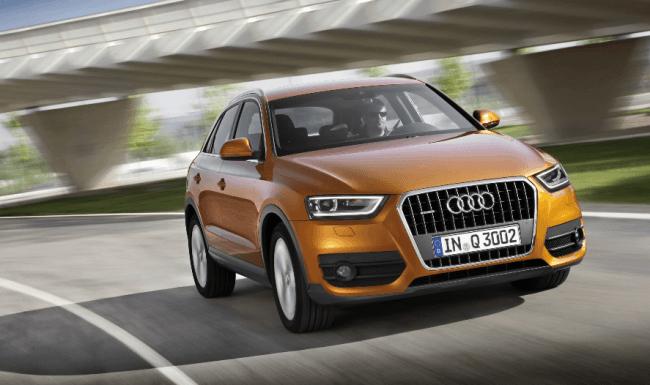 Audi líder en el segmento Premium en España