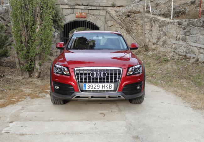 Prueba del Audi Q5 más campestre (Parte I)