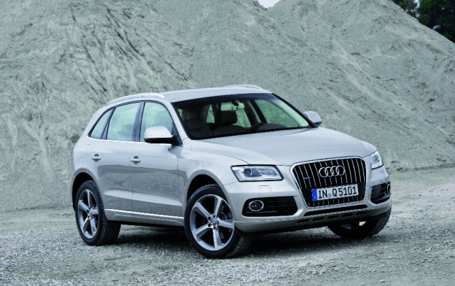 Audi se decide por México para la construcción de su nueva planta