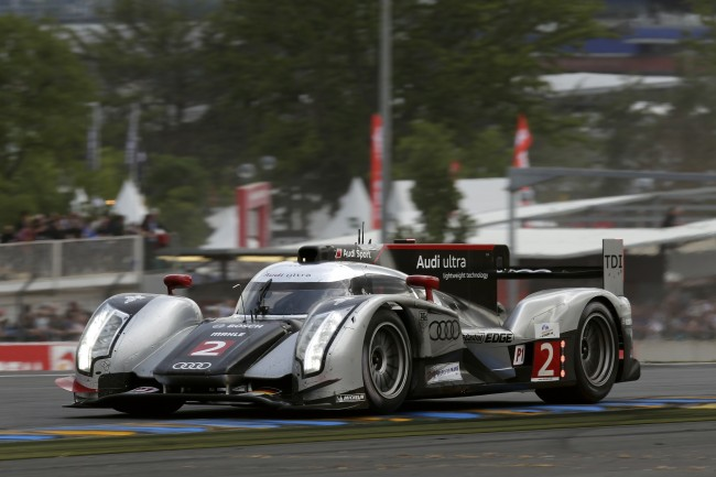 Más datos de Le Mans