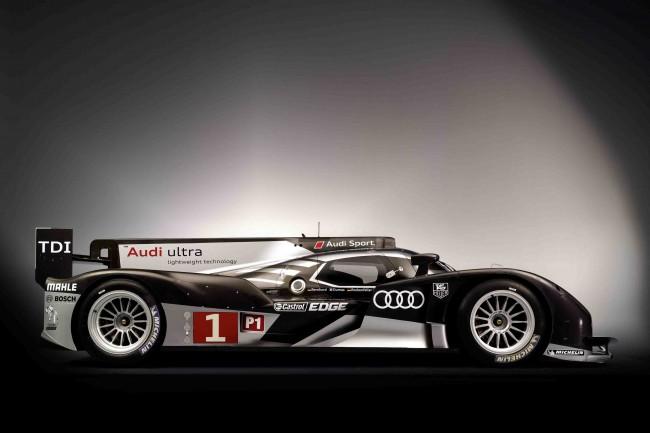 Ligeros como una pluma: Audi Ultra