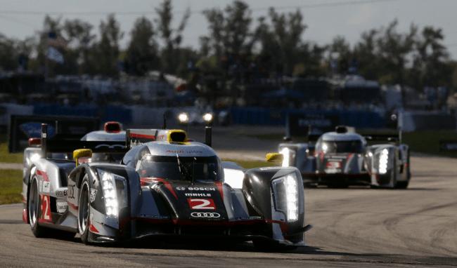 Audi luchará por el campeonato del mundo de resistencia en Shanghai