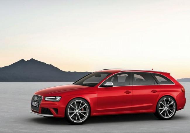 El Audi RS4 Avant llegará en otoño