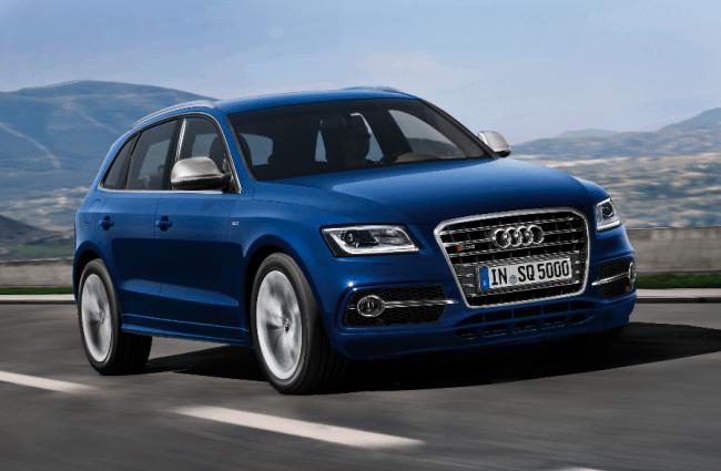 Nuevo Audi SQ5 TDI: diésel biturbo V6 con 313 CV de potencia