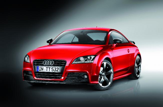 Audi TT Coupé S Line Competition a un precio muy atractivo