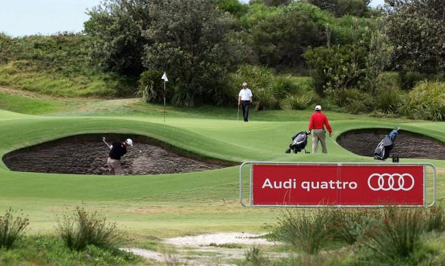 Comienza la 20ª Edición del Audi Quattro Cup de Golf de España