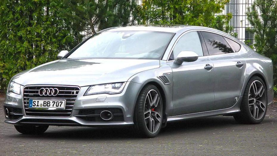 El Audi A7 Sportback según B&B