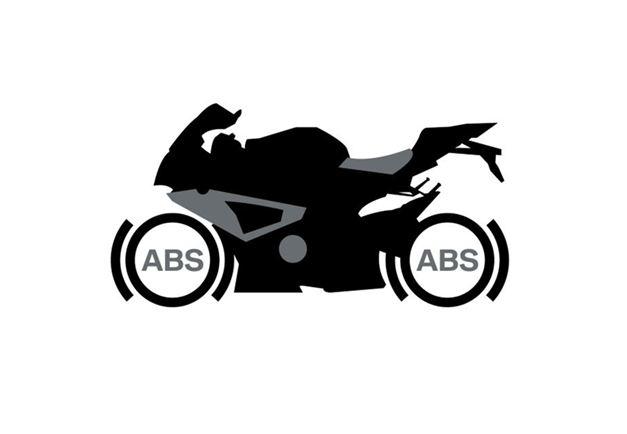 ABS de serie en toda la gama BMW Motorrad