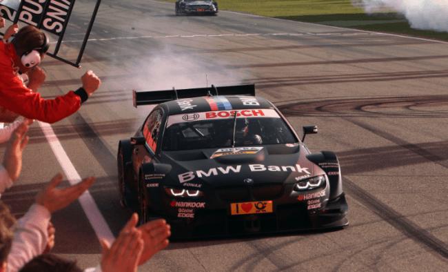 Vuelve el sueño de la escudería BMW con tres títulos