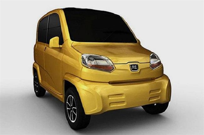 Bajaj RE 60, el coche más barato del mundo