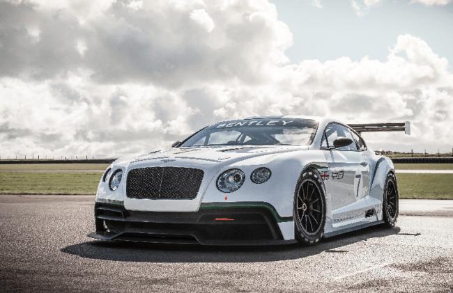 Los planes de competición de Bentley