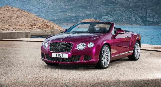 Bentley nos muestra la nueva forma de sentir el aire en nuestras cabezas