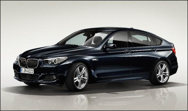 BMW Serie 5 GT ahora con más equipamiento de serie