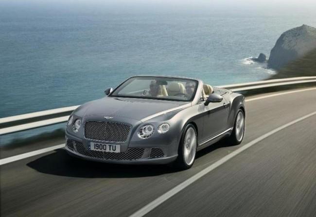 Nuevo Bentley Continental GTC