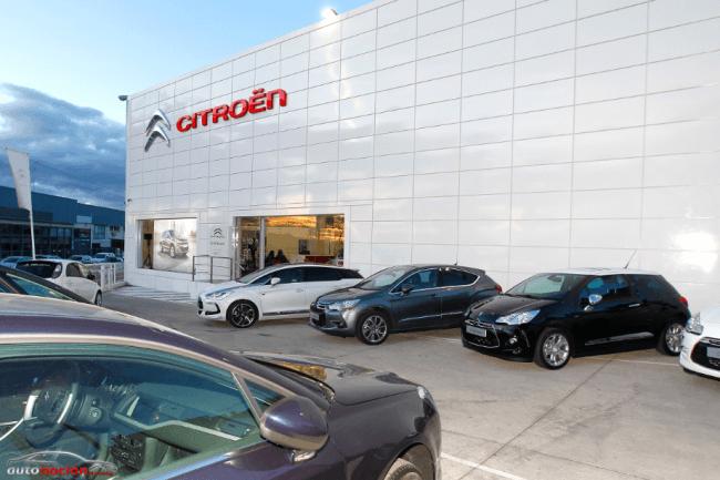 Santogal Automóviles abre su primera concesión Citroën