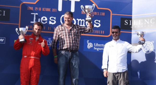 Colaborador de Autonoción queda segundo en el Campeonato de España de Rallyes Todo Terreno T2
