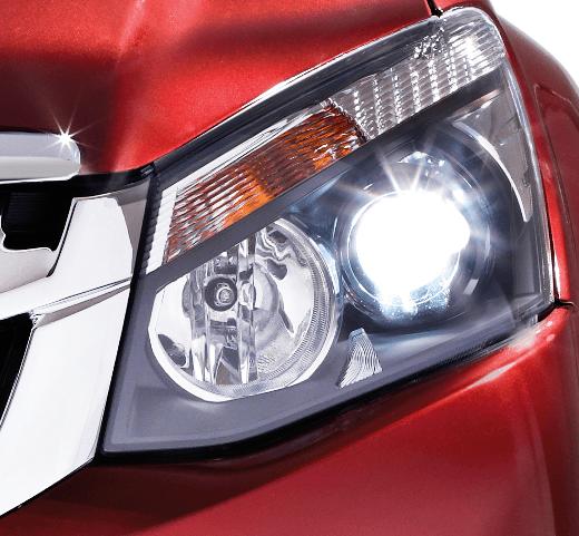 Isuzu nos trae un nuevo pick-up: Isuzu D-Max