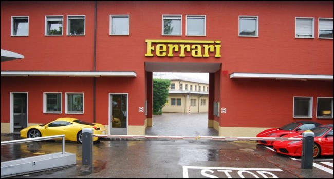 Ferrari se suma al resto de fabricantes que aumenta sus beneficios