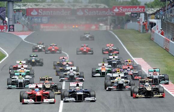 GP de España: Pastor Maldonado logra la primera victoria de su carrera en F1
