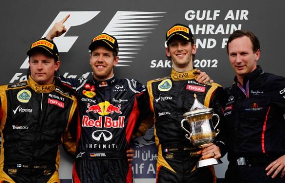GP de Bahrein. En la variedad está el gusto