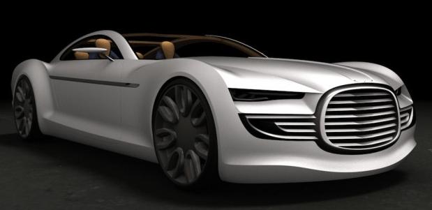 Nuevo diseño de Colin Bonathan, ¿esta vez para Chrysler?