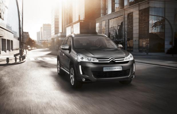 El Citroën C4 Aircross: Nuevo SUV para un mercado en alza