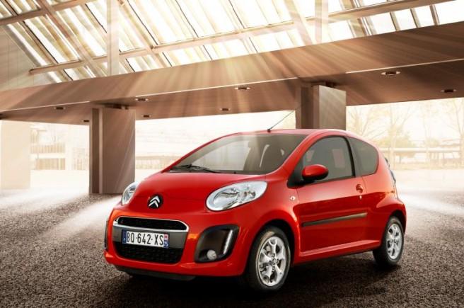 Pronto estará entre nosotros: Nuevo Citroën C1