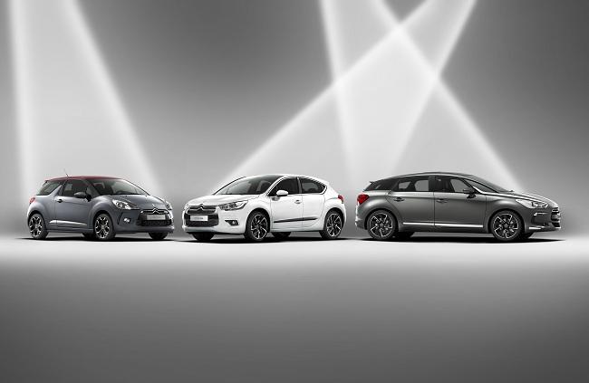 Doble premio para Citroën con la línea DS y Sébastien Loeb