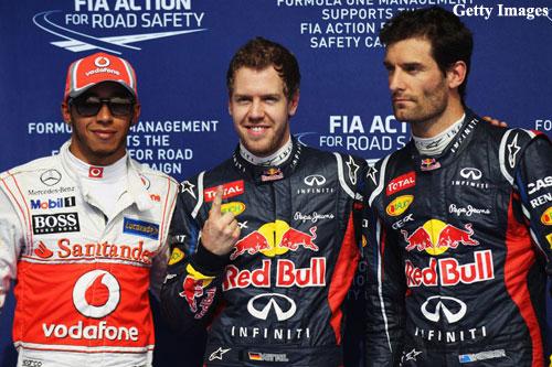 GP Bahrein: Vettel vuelve a la pole
