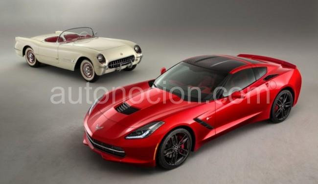 El Corvette Stingray #001 subastado por 1,050,000 dólares