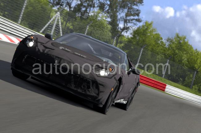 Ya puedes descargar el Corvette C7 en Gran Turismo 5