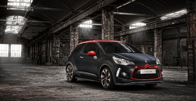Visto y no visto: agotada la edición especial del Citroën DS3 by Loeb